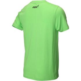 inov-8 AT/C Triblend Maglietta da corsa Uomo verde